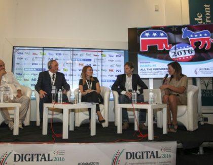 """#Digital2016 – poslušajte panel """"All the President's Men: Uloga tradicionalnih i novih medija u Predsedničkim izborima u SAD"""""""