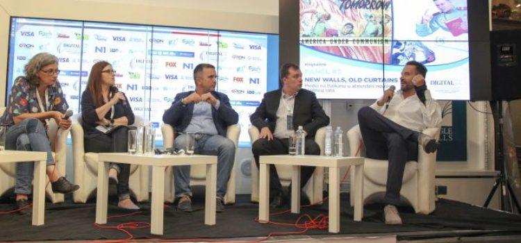 "#Digital2016 – poslušajte panel ""New Walls, Old Curtains: Mediji na Balkanu u atmosferi novog hladnog rata"""