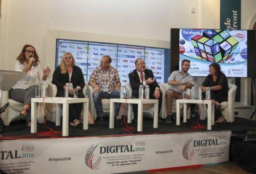 """#Digital2016 – poslušajte panel """"#Social2016 Kako na društvenim mrežama gasimo požare i palimo vatre u srcima kupaca i glasača"""""""