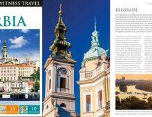 3D ilustracije, mape, fotografije… Britanski DK objavljuje knjigu o Srbiji!
