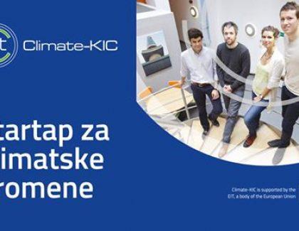 Grant do 15.000 evra za inovacije koje se suprostavljaju klimatskim promenama!