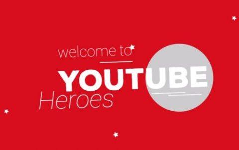 Priključite se YouTube Heroes inicijativi