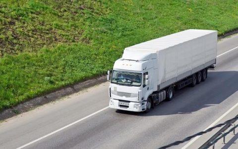 Stigla prva dostava kamionom bez vozača