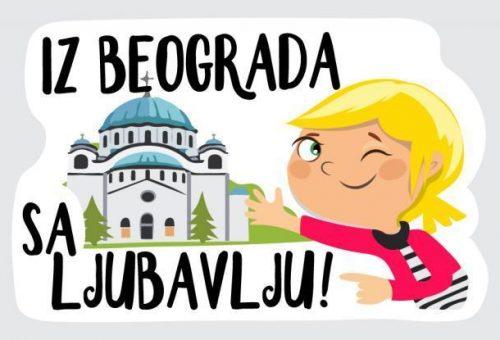 Više od milion ljudi koristi Viber stikere Beograda
