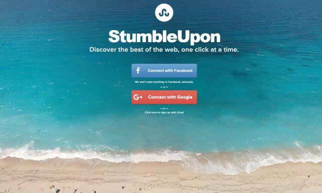 strumbleupon
