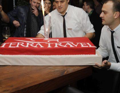 Glavni prevoznik ovogodišnje Blogomanije žurkom proslavio četvrti rođendan!