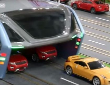 Kineski superautobus – najveća prevara u 2016?