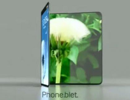 Phoneblet: Stižu pametni telefoni na preklop s velikim ekranom