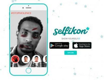 Selfijem protiv nasilja u porodici!