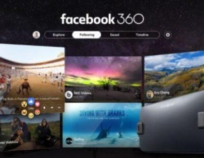 Facebook objavio Facebook 360 VR aplikaciju!