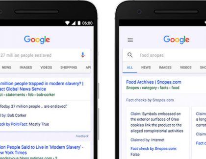 Google počeo da označava tačne i lažne vesti!