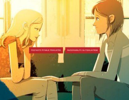 U Srbiji pokrenuta aplikacija za besplatan razgovor sa psihijatrom