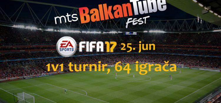 Još 5 dana ostalo je do početka mts Balkan Tube Festa, a tamo vas očekuju najbolji Fudbalica turniri