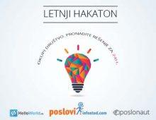 Letnji hakaton: Osmislite mobilnu ili web aplikaciju za digitalizaciju oglasa za posao