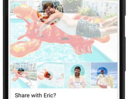 Google automatski deli fotografije ljudima koji su na njima prikazani!