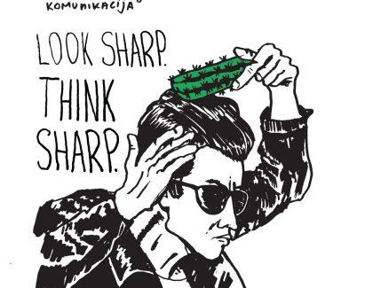 LOOK SHARP. THINK SHARP: Otvoren konkurs za nagrade #kaktus2017!
