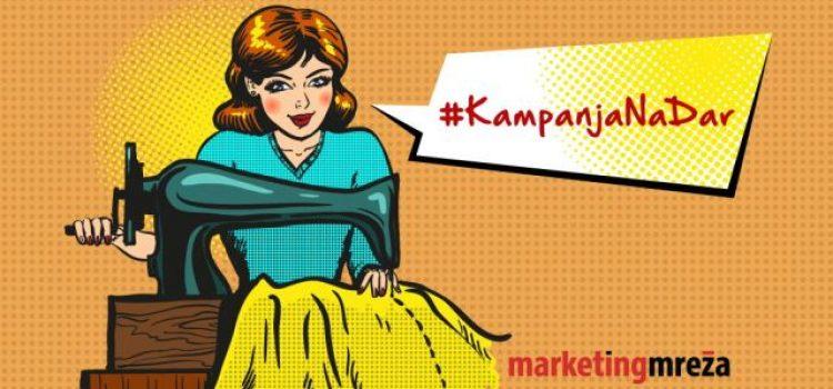 Marketing mreža pokrenula akciju #KampanjaNaDar!
