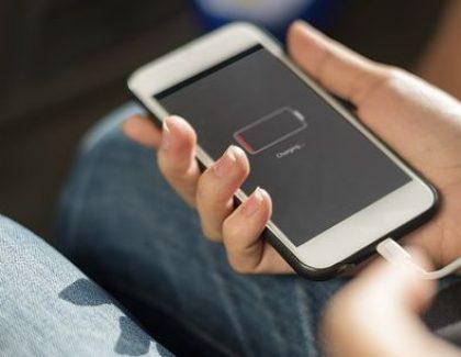 Telefone ćemo puniti samo četiri puta godišnje?!