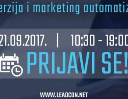 LeadCon – prva regionalna online konferencija