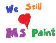 Microsoft se oglasio: I dalje volimo Paint!