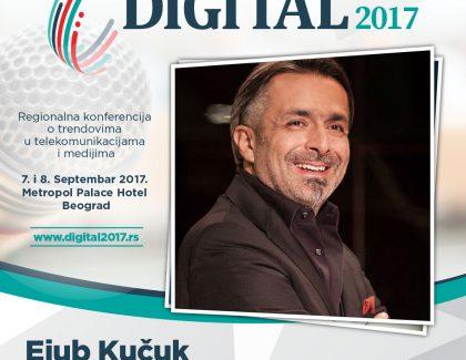 Digital 2017 – Ejub Kučuk: Ne mislim da je odrastanje na društvenim mrežama ključno za poznavanje i preuzimanje neke industrije