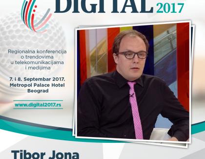 Digital 2017 – Tibor Jona: Revolucije se nisu preselile na društvene mreže već u udžbenike istorije ili odselile na neka lepša mesta