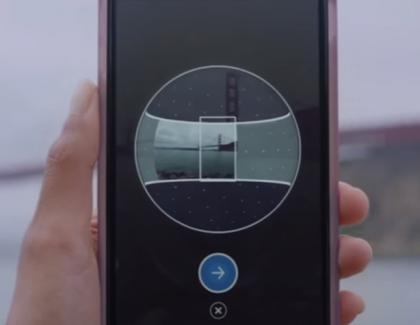 Kako da snimite 360° fotografiju na Fejsbuk aplikaciji