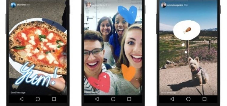 Instagram Stories dva puta veći od Snapchata!