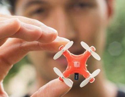 Ovako izgleda najmanji dron na svetu