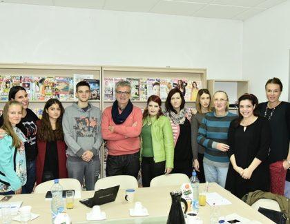 New Media Education Center: Počeo upis u Školu za novinare i urednike u magazinima i na portalima