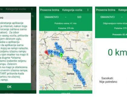 Aplikacija studenata FON-a rešava nedoumice vozača