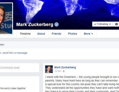 Zakerberg nije jedini koga ne možete da blokirate na Facebooku