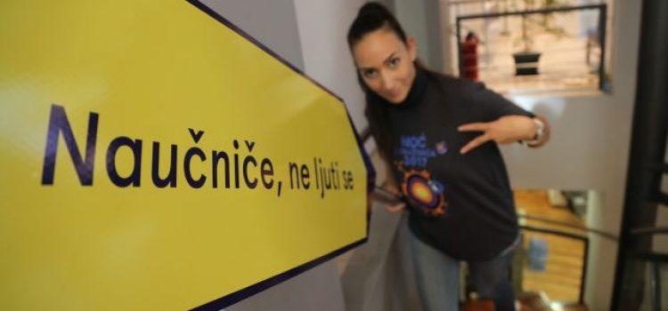 Više od 15.000 posetilaca u 8. Noći istraživača u Beogradu!