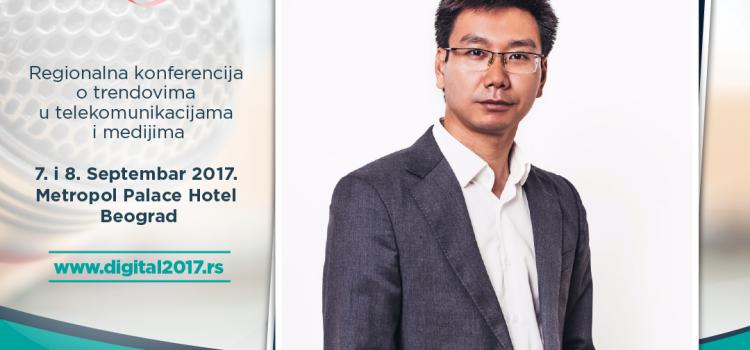 Digital 2017 – Jacky Zhao: Verujemo da je sledeći korak u evoluciji mobilnih uređaja nastanak inteligentnih telefona
