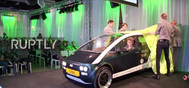 Posle električnih, na drumovima i biorazgradiva vozila?!