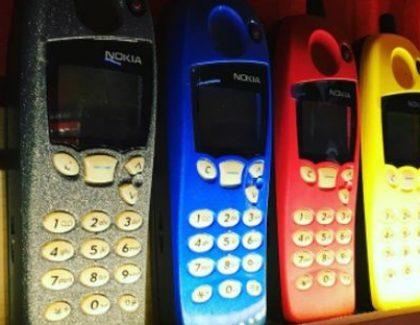 Muzej starih mobilnih telefona koje smo nekada svi koristili