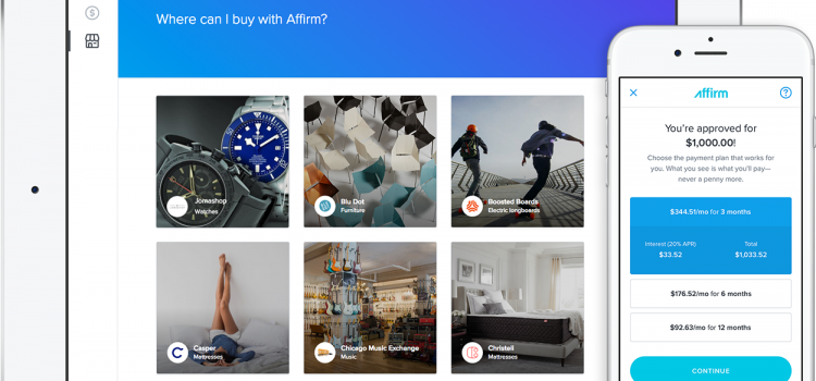 Aplikacija koja vam pozajmljuje novac za online kupovinu!