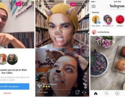 Instagram donosi nove funkcije za live video