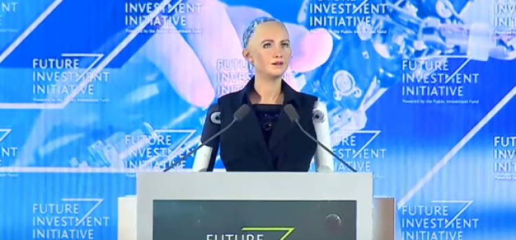Saudijska Arabija dala državljanstvo robotu