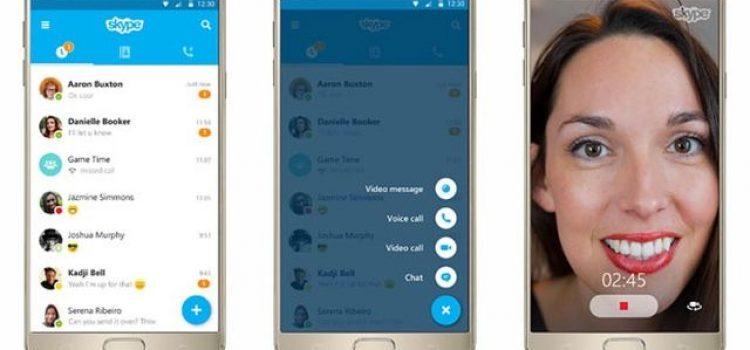 """Nove mogućnosti """"Skype-a"""" na mobilnim telefonima"""