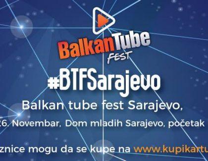 Karavan Balkan Tube Festa hvata zalet! Prva stanica – Sarajevo!