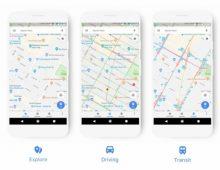 Google Maps dobija nove ikone i boje